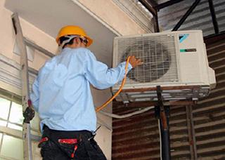 dịch vụ điện lạnh