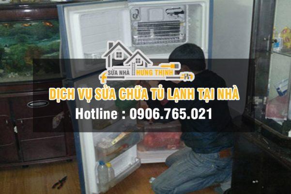 Sửa chữa tủ lạnh tại nhà giá rẻ