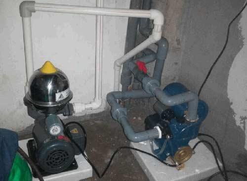 lắp đặt máy bơm nước giá rẻ